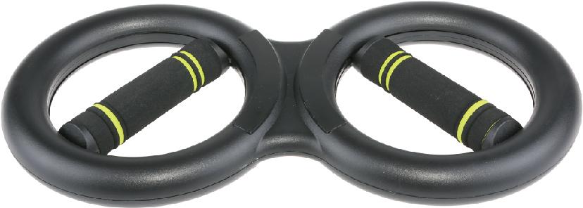 Эспандер Indigo Super Arms, цвет: черный цена