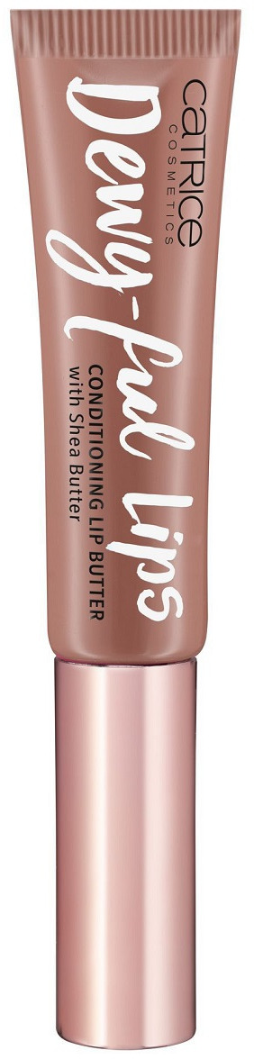 Ухаживающее масло для губCatriceDewy-Ful Lips Conditioning Lip Butter, оттенок 040 DEW You Care?, 8 мл цена