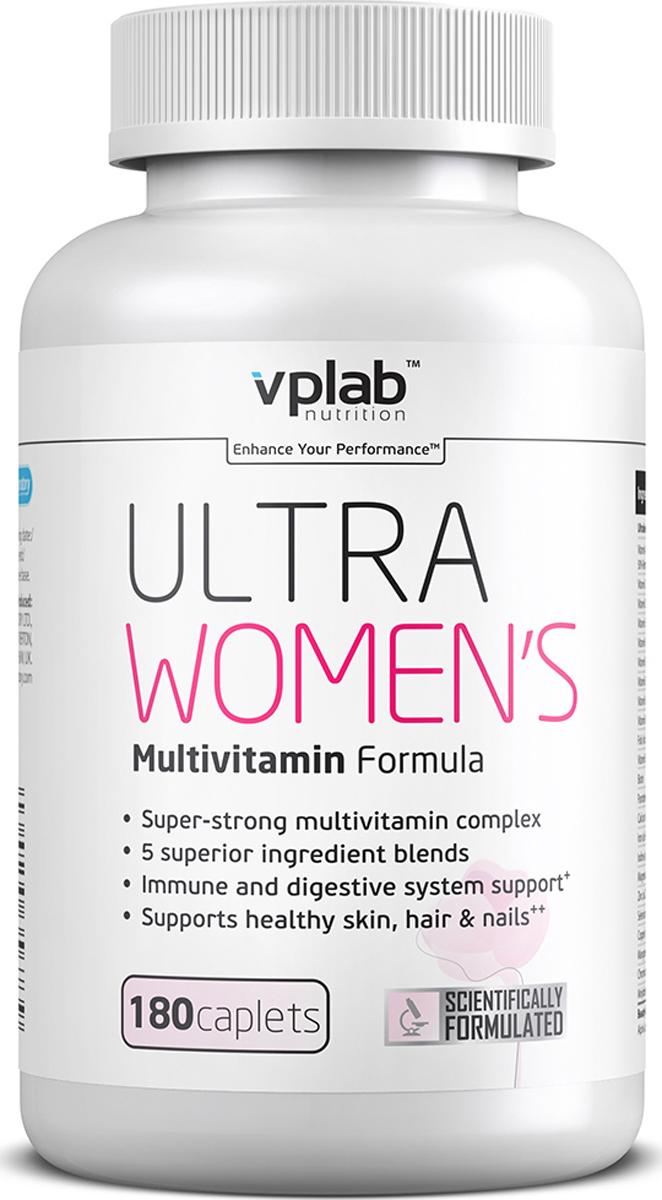 Витаминно-минеральный комплекс VP Laboratory Ultra Womens Multivitamin Formula, 180 капсул