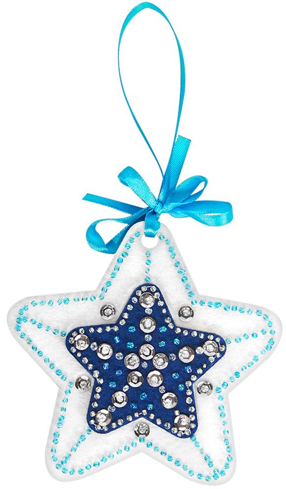 Фото - Набор для изготовления игрушек Feltrica Звезда, цвет: синий полесье набор игрушек для песочницы 468 цвет в ассортименте