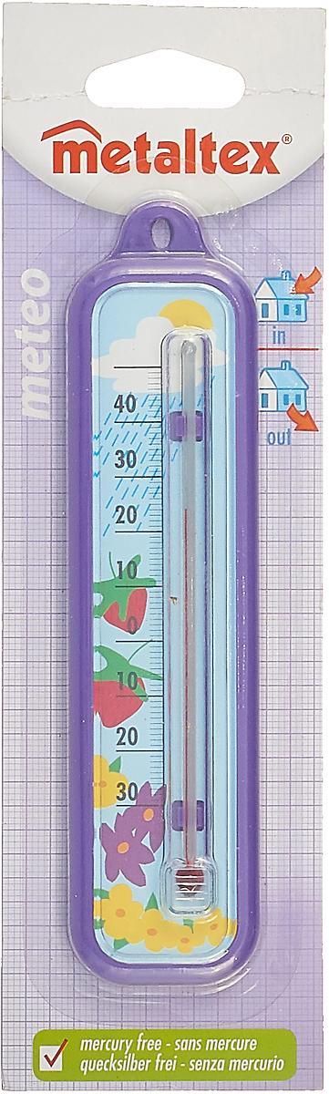 Термометр Metaltex Meteo, цвет в ассортименте metaltex 25 24 50