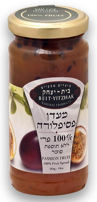 Джем Natural Products Beit Yitzhak LTD «Маракуйя» (Пассифлора) 100% без сахара «Бейт Ицхак» 284г Стеклянная банка, 284