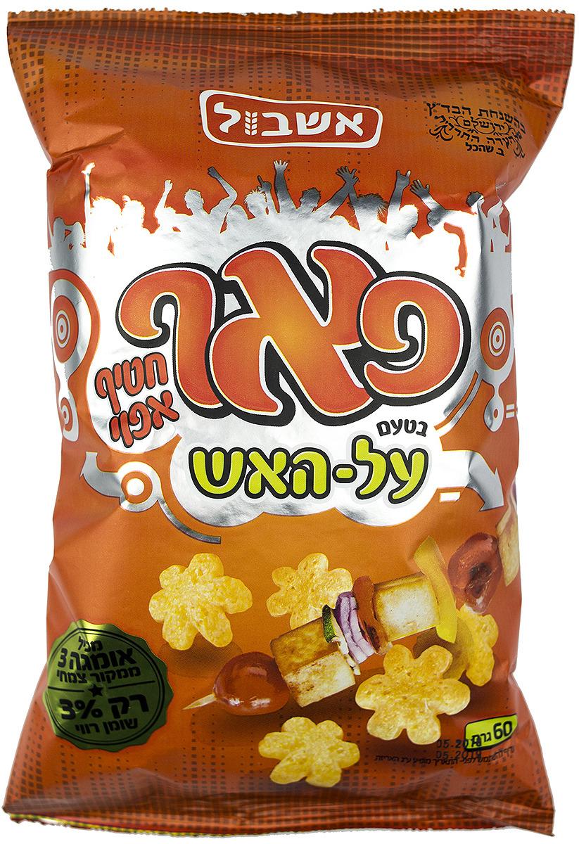цена на Снэк кукурузный со вкусом гриль Eshbol Пафф, 60 г