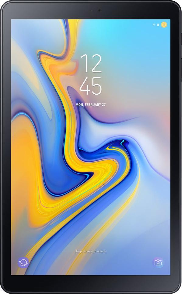 Фото - Планшет Samsung Galaxy Tab A Wi-Fi + LTE (2018) 32 ГБ, черный cube iplay 9 9 6 дюймовый планшет 2 гб 32 гб 800 1280 ips высокой четкости широкоэкранного видео планшета