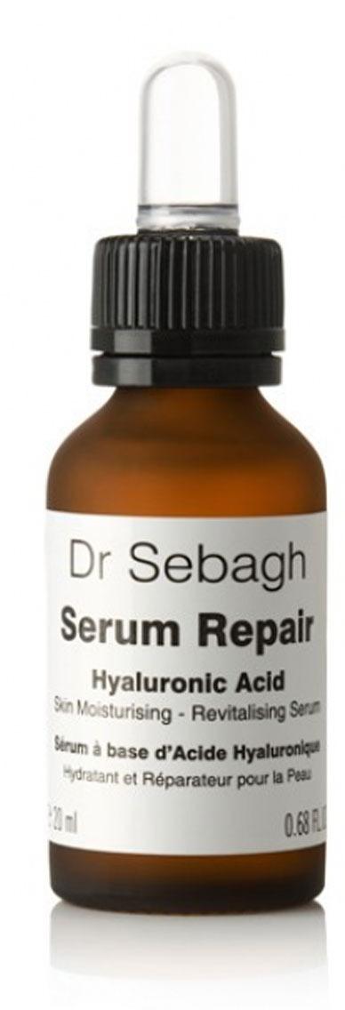 Сыворотка для лица Dr Sebagh, восстанавливающая, c пальмитоил-коллагеном и гиалуроновой кислотой, 20 мл dr sebagh концентрированная сыворотка молодости с ресвератролом и трилагеном для лица 60 мл
