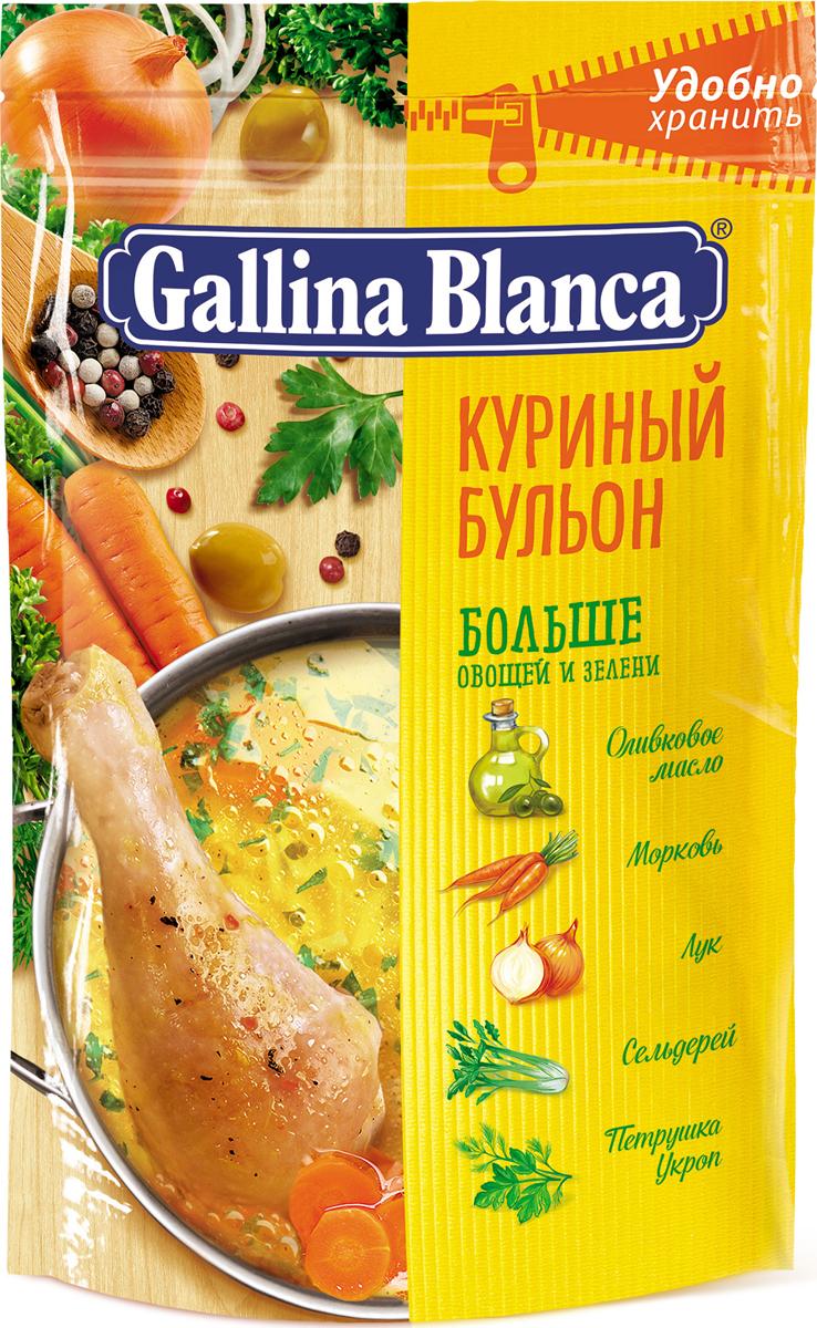 Бульон Куриный рассыпчатый Gallina Blanca, 90 г саносан масло детское с обогащенной формулой 200мл