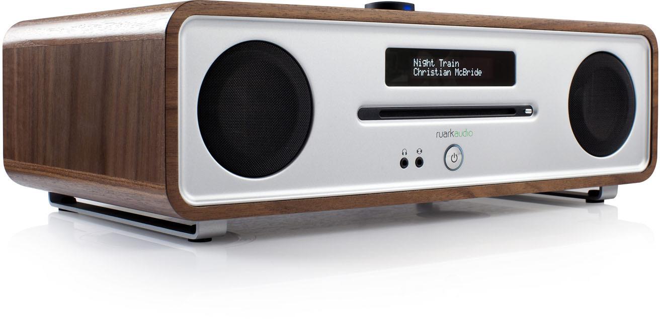 Беспроводная акустическая система Ruark Audio R4MK3, Walnut