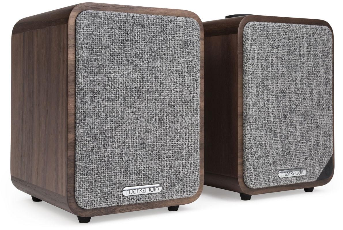 Активная акустическая система Ruark Audio MR1 MK2, Walnut mystery mr1 300