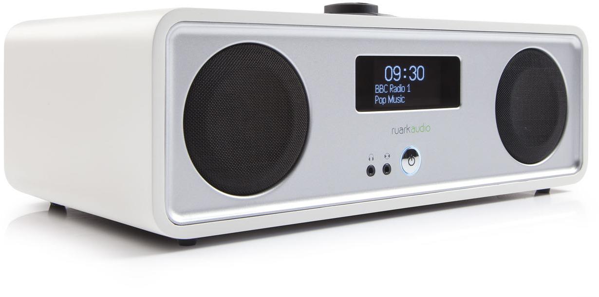 Беспроводная акустическая система Ruark Audio R2MK3, White