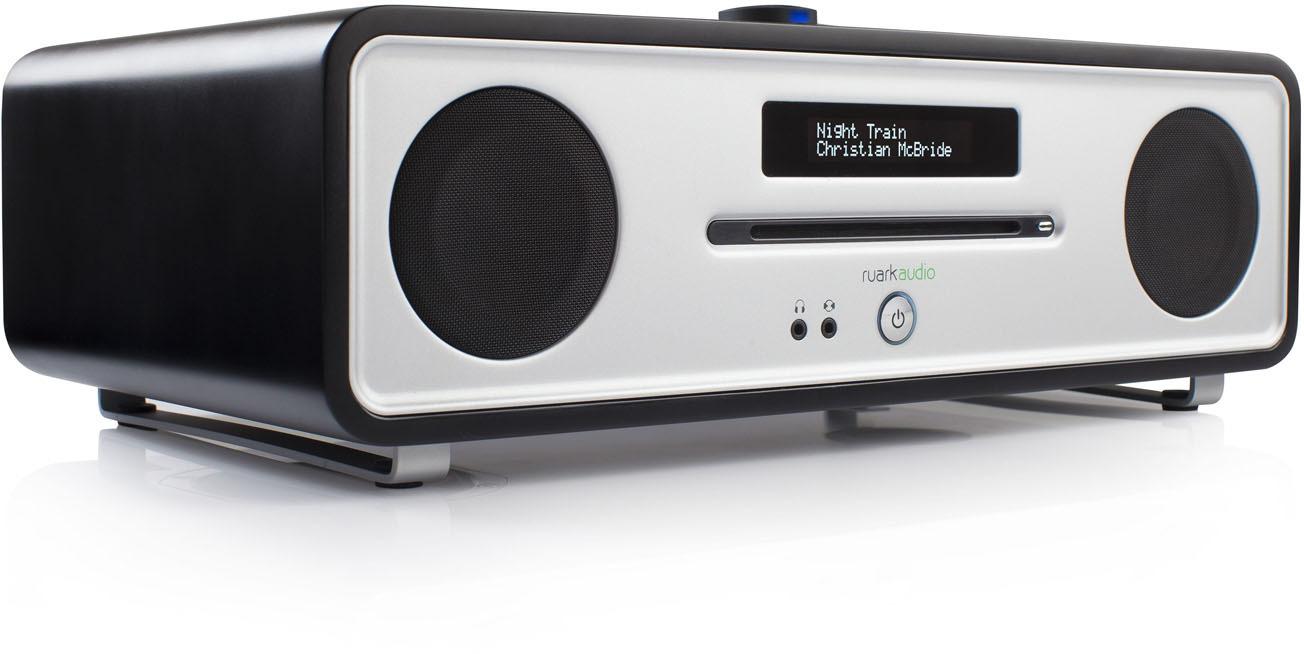 Беспроводная акустическая система Ruark Audio R4MK3, Black