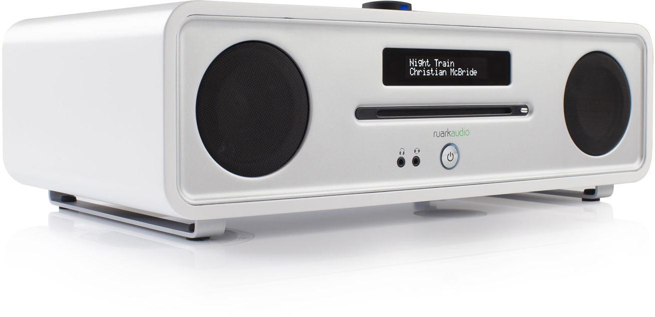 Беспроводная акустическая система Ruark Audio R4MK3, White