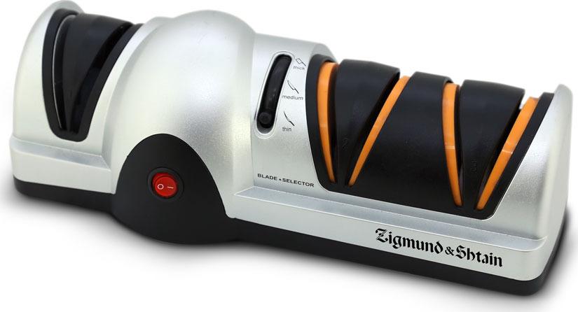 Ножеточка Zigmund & Shtain Sharpprofi ZKS-911, White