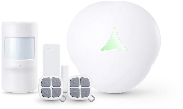 Сигнализация Sapsan GSM Pro 4s, White 315 мгц беспроводная gsm главная охранной охранная сигнализация автоматический номеронабиратель смс сим позвоните нам затыкают