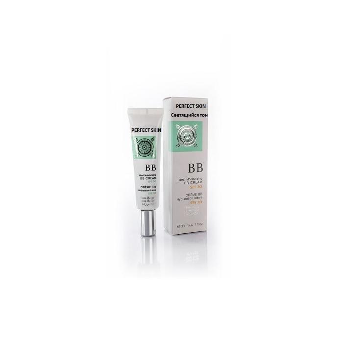 Крем Dzintars Perfect skin ВВ, идеальное увлажнение, светящийся тон, 30 мл Dzintars
