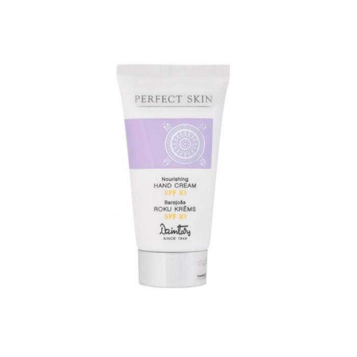 Крем Dzintars Perfect Skin, для рук, питательный, 50 мл дорогие солнцезащитные крема