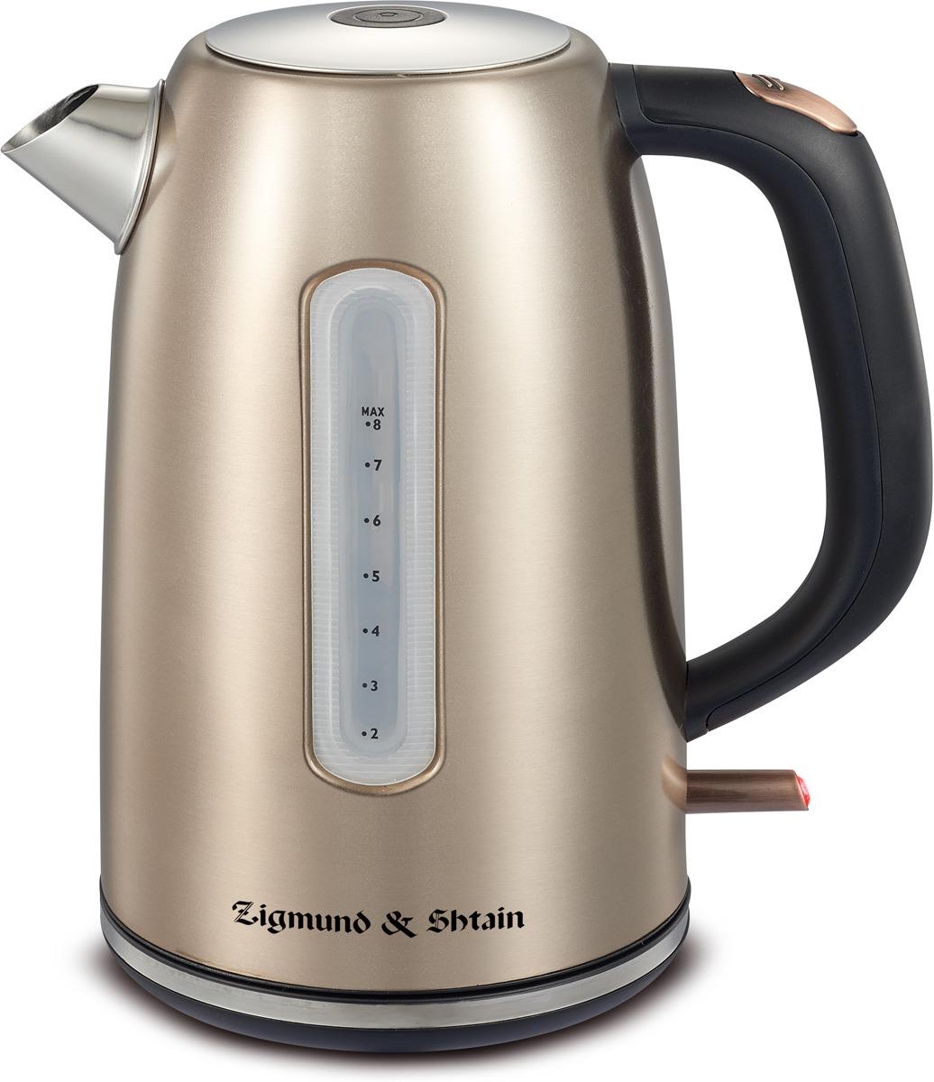 Электрический чайник Zigmund & Shtain KE-720
