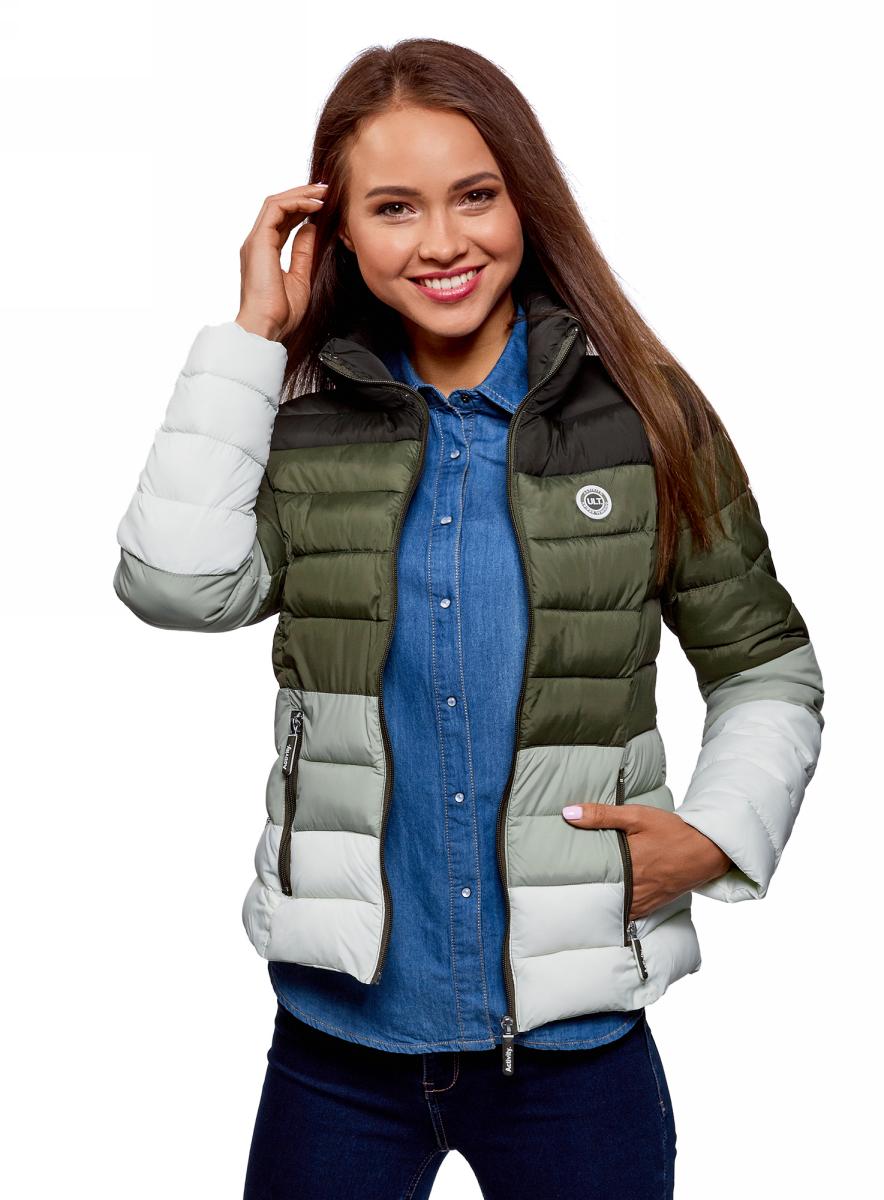 Полушубки куртки из лисы фото