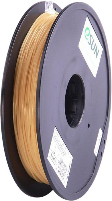 Катушка PVA-пластика ESUN PVA175N05, 1.75 мм, 0,5 кг, цвет: натуральный вода для инъекций буфус растворитель 2мл 100 ампулы