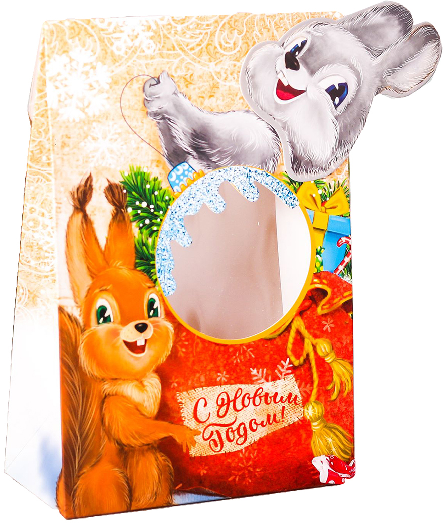 Фото - Коробка подарочная Дарите Счастье С Новым годом, складная, 15 х 7 х 22 см коробка трансформер подарочная дарите счастье с новым годом 13 х 9 х 5 см