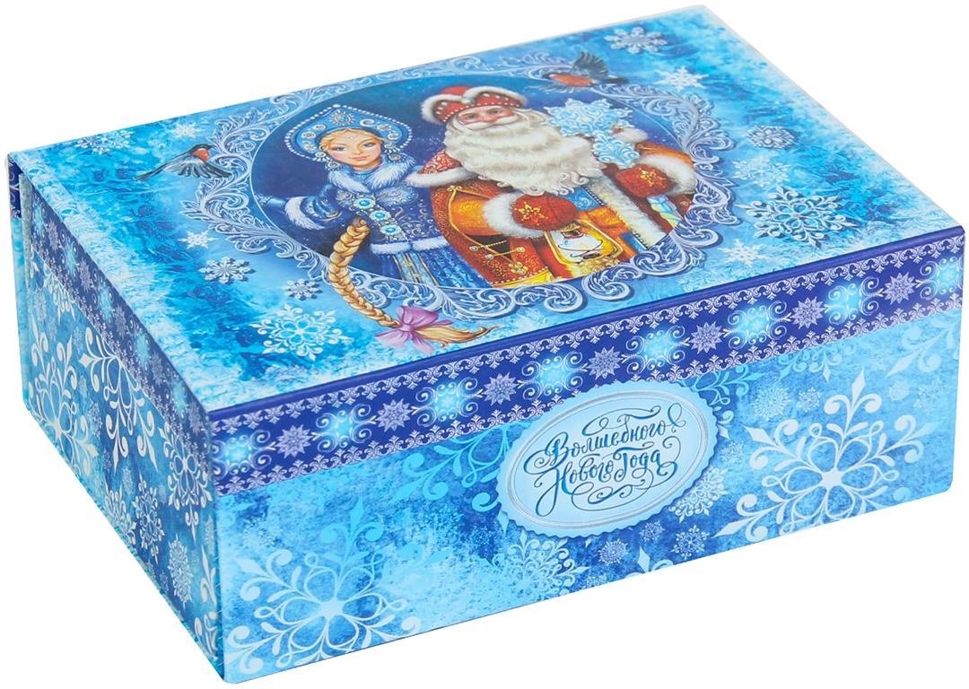 Фото - Коробка-трансформер подарочная Дарите Счастье С Новым Годом!, 13 х 9 х 5 см коробка трансформер подарочная дарите счастье с новым годом 13 х 9 х 5 см