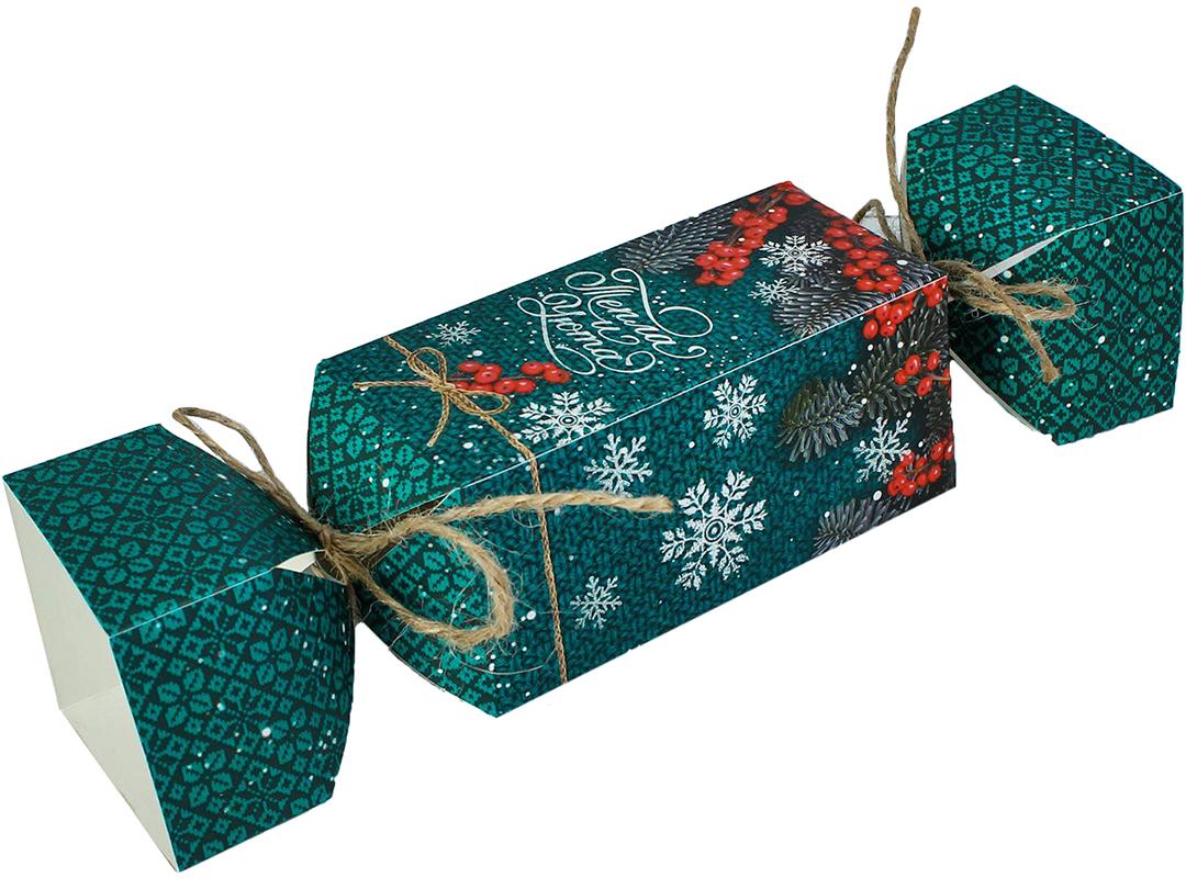 Коробка-конфета подарочная Дарите Счастье Тепла и уюта, складная, 11 х 5 х 5 см2435613Любой подарок начинается с упаковки. Что может быть трогательнее и волшебнее, чем ритуал разворачивания полученного презента. И именно оригинальная, со вкусом выбранная упаковка выделит ваш подарок из массы других. Она продемонстрирует самые теплые чувства к виновнику торжества и создаст сказочную атмосферу праздника.