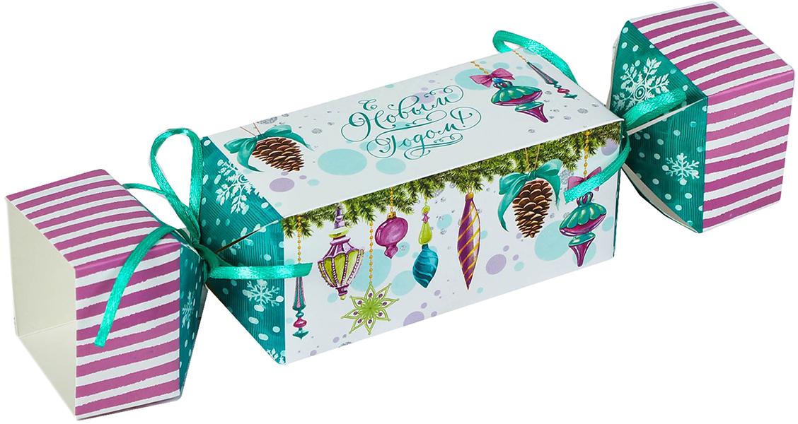 Коробка-конфета подарочная Дарите Счастье Время чудес, складная, 11 х 5 х 5 см поселягин в слово чести