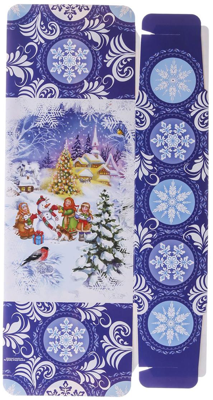 Фото - Коробка-конфета подарочная Дарите Счастье С Новым годом и Рождеством!, сборная, 18 х 28 х 10 см коробка трансформер подарочная дарите счастье с новым годом 13 х 9 х 5 см