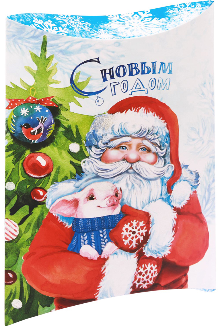 Фото - Коробка подарочная Дарите Счастье С Новым Годом, сборная, фигурная, 26 х 19 х 4 см коробка трансформер подарочная дарите счастье с новым годом 13 х 9 х 5 см