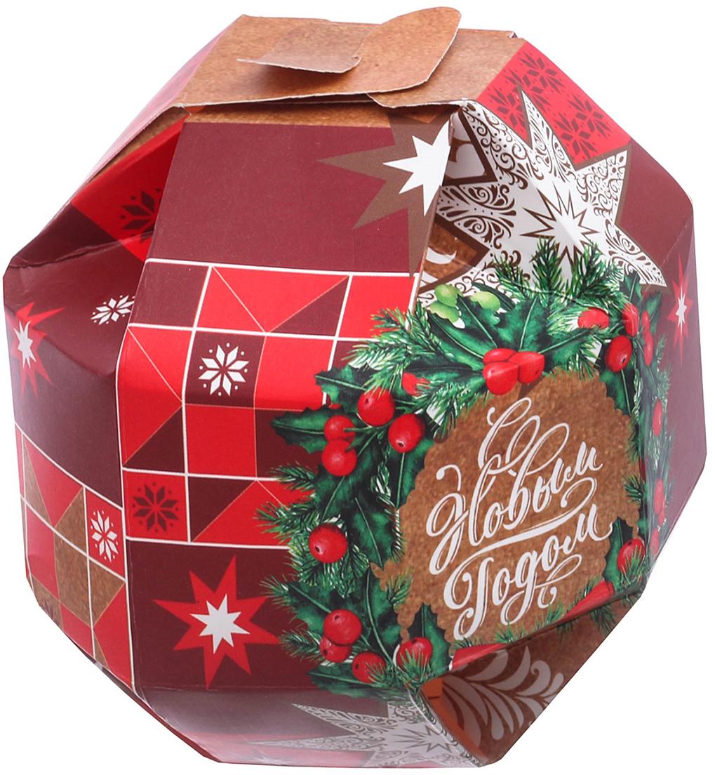 Фото - Коробка подарочная Дарите Счастье С Новым Годом, сборная, фигурная, 10 х 10 х 10 см коробка трансформер подарочная дарите счастье с новым годом 13 х 9 х 5 см