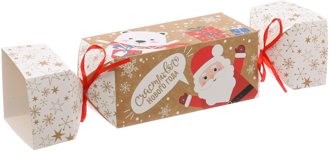 Фото - Коробка-конфета подарочная Дарите Счастье Веселого настроения, складная, 11 х 5 х 5 см коробка конфета подарочная дарите счастье веселого настроения складная 16 х 7 х 7 см