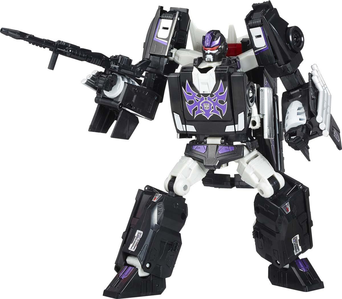 Трансформер Transformers Дженерейшнз Лидер hasbro transformers e0601 дженерейшнз лидер optimus prime