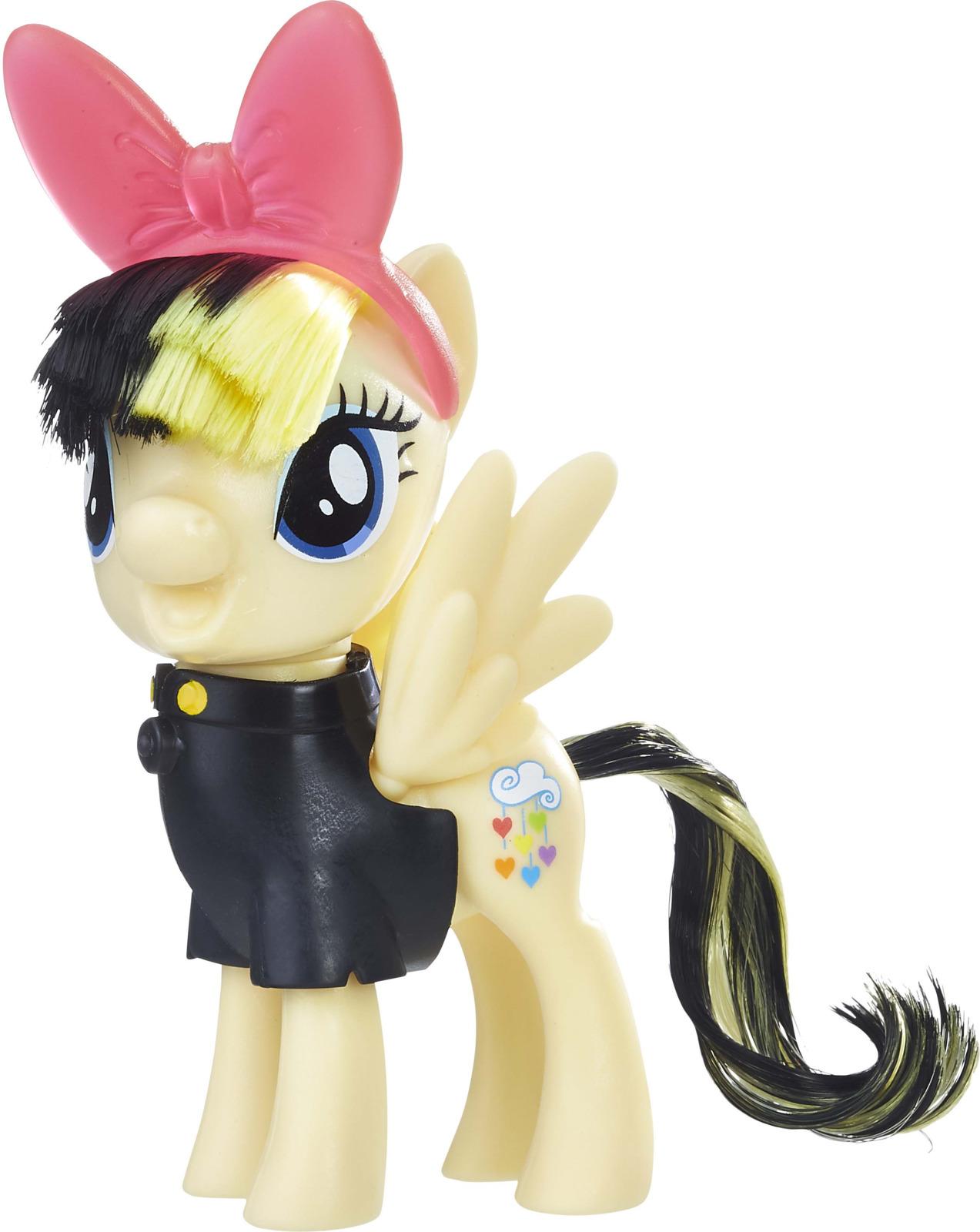 Фигурка My Little Pony Songbird Serenade. E0727B8924_E0727Фигурка выполнена из качественного пластика, имеет приятный для взгляда яркий цвет. Оптимальный размер фигурки позволит брать ее с собой на прогулку или в поездку. Собери всех любимых персонажей популярного мультфильма!