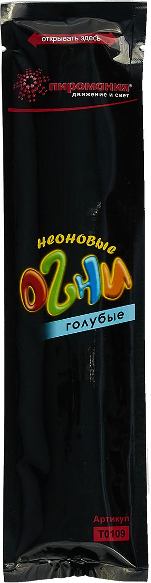цена Неоновые огни Partymania, цвет: голубой в интернет-магазинах