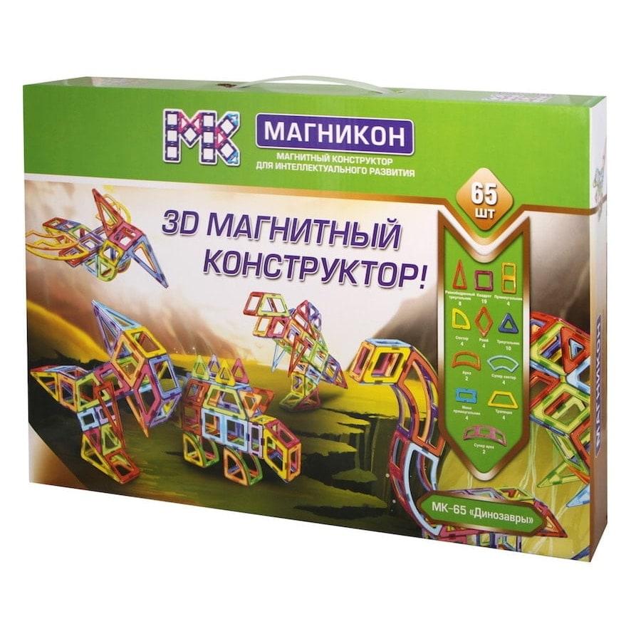 Магнитный конструктор МАГНИКОН MK-65 магникон mk 34