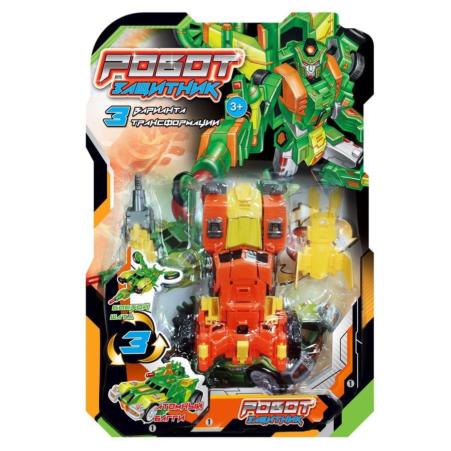 Игрушечный робот База игрушек Робот защитник игрушечный робот little tikes вращающийся робот 647536e4c 647536 розовый