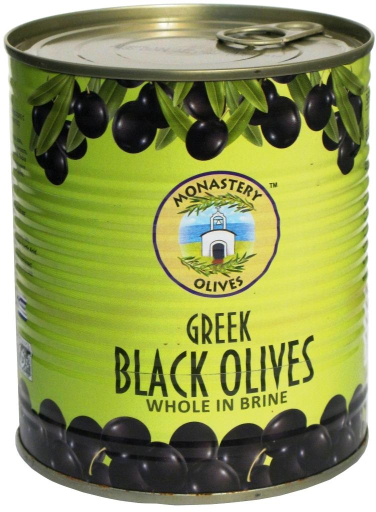 Маслины с косточкой Монастырские оливы
