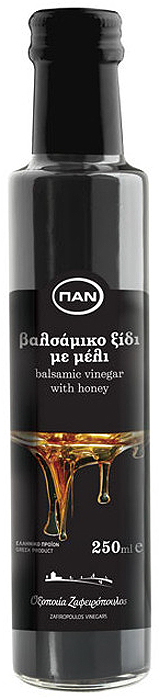 Уксус бальзамический с тимьяновым медом ПАN, 250 мл