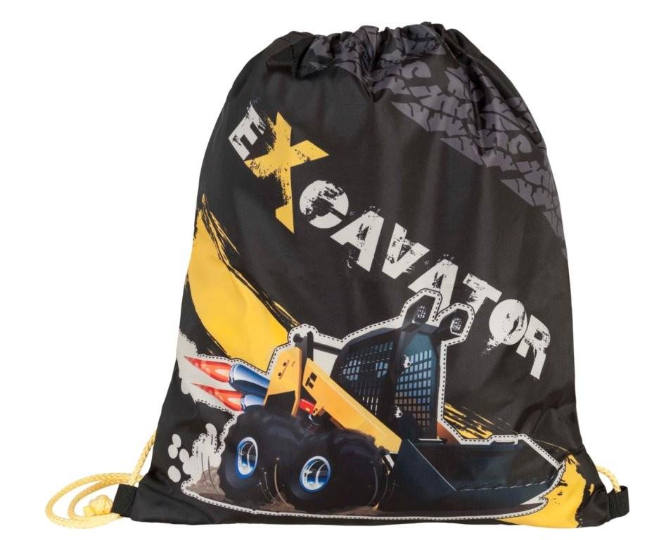 Фото - Сумка Target для детской сменной обуви Экскаватор 2 сумка target для детской сменной обуви sparkling цвет синий