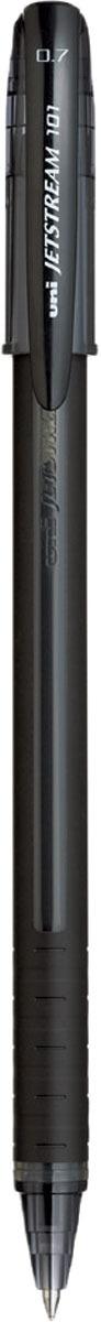 цена на Набор ручек шариковых Uni, Jetstream SX-101-07, цвет чернил: черный, 12 шт