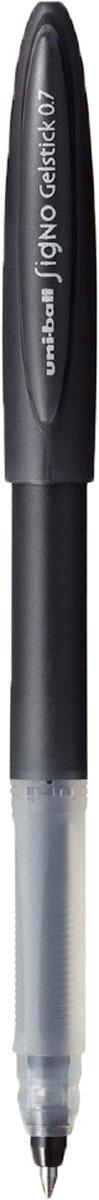 Набор ручек гелевых Uni, цвет чернил: черный, 12 шт набор ручек гелевых uni цвет чернил красный 12 шт