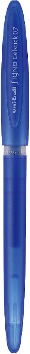 Набор ручек гелевых Uni, цвет чернил: синий, 12 шт набор ручек гелевых uni цвет чернил красный 12 шт
