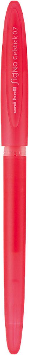 Набор ручек гелевых Uni, цвет чернил: красный, 12 шт набор ручек гелевых uni цвет чернил красный 12 шт