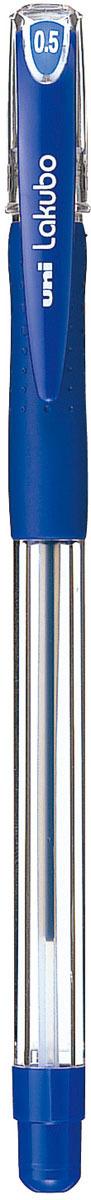 Набор ручек шариковых Uni, Lakubo SG-100, цвет чернил: синий, 0,5 мм. 12 шт набор ручек шариковых uni lakubo sg 100 цвет чернил черный 0 5 мм 12 шт