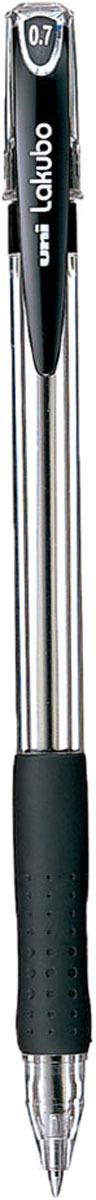 Набор ручек шариковых Uni, Lakubo SG-100, цвет чернил: черный, 0,7 мм. 12 шт набор сменных стержней uni для sg 100 lakubo sa s fine и sn 118 clifter цвет чернил синий 70770