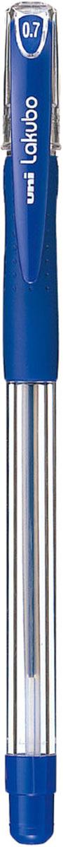 Набор ручек шариковых Uni, Lakubo SG-100, цвет чернил: синий, 0,7 мм. 12 шт набор ручек шариковых uni lakubo sg 100 цвет чернил черный 0 5 мм 12 шт