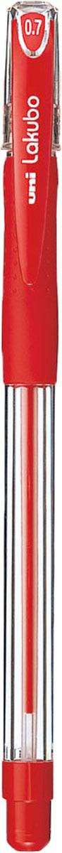 Набор ручек шариковых Uni, Lakubo SG-100, цвет чернил: красный, 0,7 мм. 12 шт набор ручек шариковых uni lakubo sg 100 цвет чернил черный 0 5 мм 12 шт