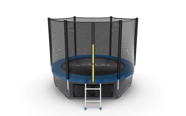 Батут Evo Fitness Evo Jump External 8ft (Blue) + Lower net