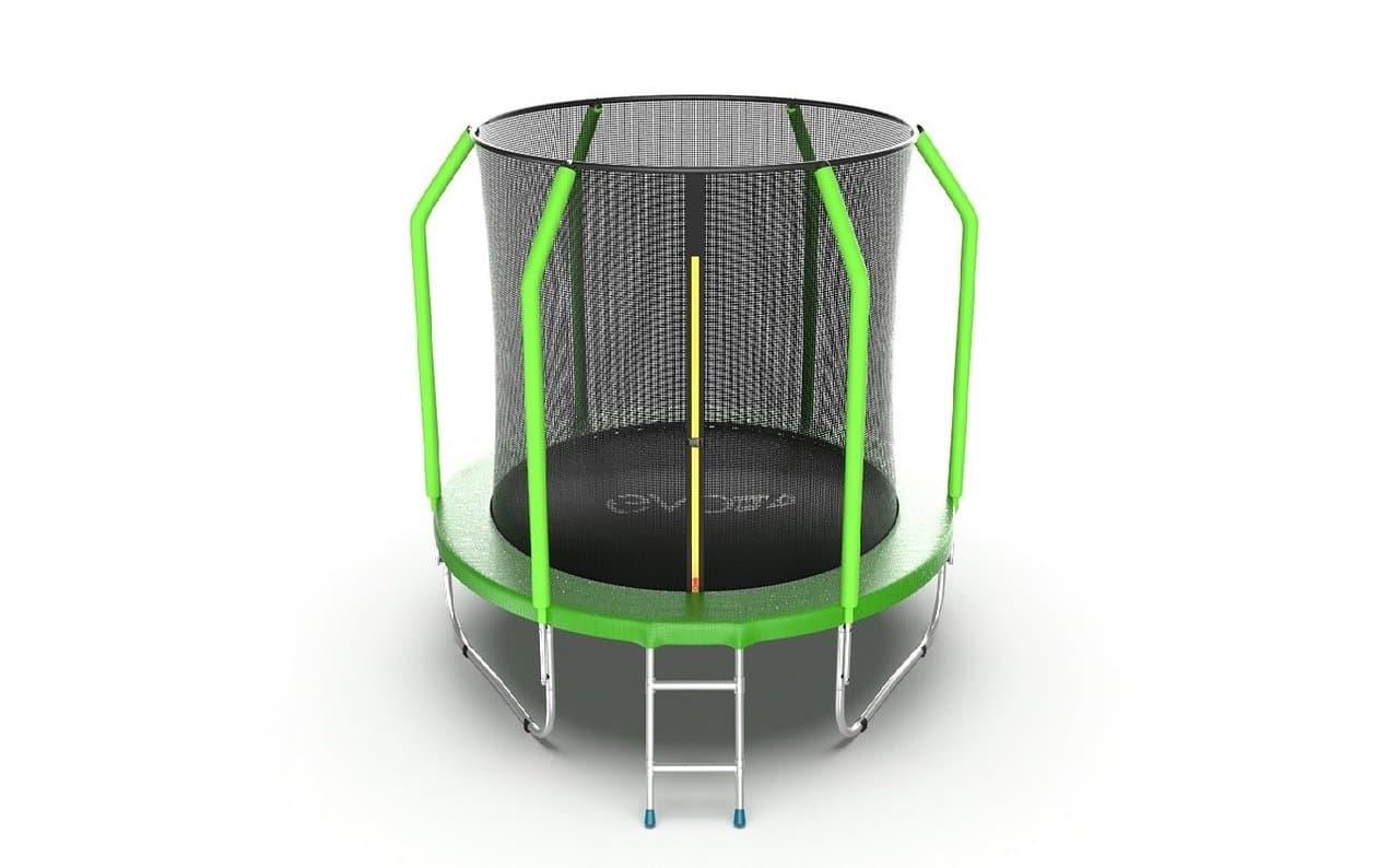 Батут Evo Jump Cosmo 6 ft (зеленый)