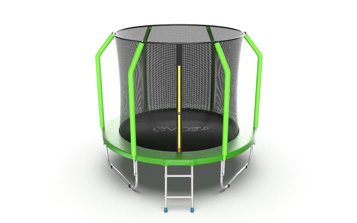 Батут Evo Jump Cosmo 8ft (зеленый) батут 8ft 2 44м