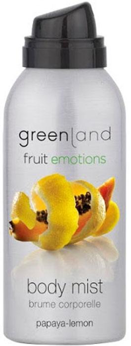 Спрей для ухода за кожей Greenland папайя-лимон, 75 мл